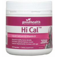 GoodHealth 好健康 液体钙加VD150粒 PS:天气原因导致融化不在理赔范围!