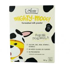 Olivia 小熊全营养成长奶粉长高素含12包 480g