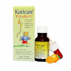 Karicare 可瑞康儿童抗感冒增强免疫维他命C滴剂10ml