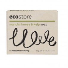Ecostore 成人麦卢卡蜂蜜香皂 80g