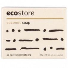 Ecostore 成人椰香香皂 80g