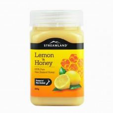 Streamland 新溪岛柠檬蜜500g
