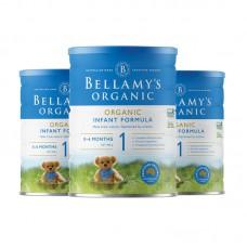 【新西兰直邮】贝拉米 Bellamy's 有机配方奶粉一段 6罐包邮