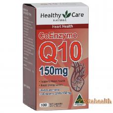 Healthy Care 辅酶Q10胶囊 150mg 100粒