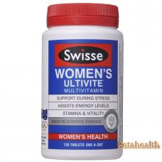 Swisse 女性综合维生素 120片