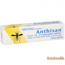 Anthisan 蚊虫叮咬舒缓膏 25g