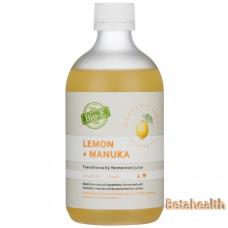 Bio-E 柠檬蜂蜜液体酵素 500ml 瘦身养颜祛痘通便排毒