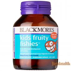 Blackmores百丽康儿童水果味鱼油 30粒