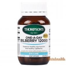 Thompson's 汤普森天然越橘护眼精华 12000mg 60片