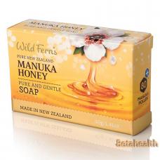 Parrs 帕氏麦卢卡蜂蜜80+系列 香皂 40g