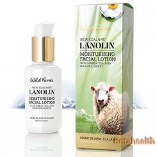 Parrs 帕氏绵羊油系列 保湿乳液含绿茶和蜂蜜100ml