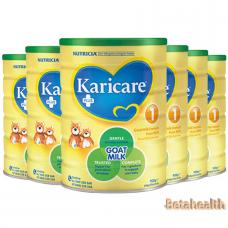 【新西兰直邮】Karicare可瑞康羊奶粉1段6罐包邮 900g