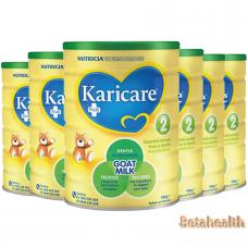 【新西兰直邮】Karicare可瑞康羊奶粉2段6罐包邮 900g