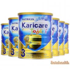 【新西兰直邮】Karicare可瑞康金装婴幼儿奶粉3段6罐包邮 900g