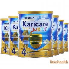 【新西兰直邮】Karicare可瑞康金装婴幼儿奶粉4段6罐包邮 900g