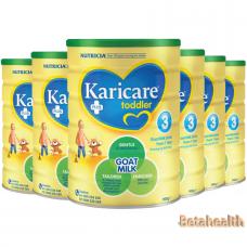【新西兰直邮】Karicare可瑞康羊奶粉3段6罐包邮 900g
