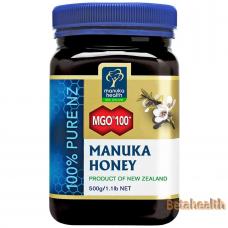 Manuka Health 蜜纽康麦卢卡蜂蜜MGO100+ 500g