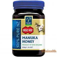 Manuka Health 蜜纽康麦卢卡蜂蜜MGO400+ 500g