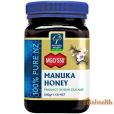 Manuka Health 蜜纽康麦卢卡蜂蜜MGO550+ 500g