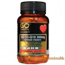 Go Healthy 辅酶Q10 300mg 60粒