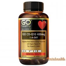 Go Healthy 辅酶Q10高含量400mg 60粒