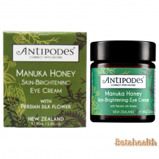 Antipodes Manuka Honey麦卢卡蜂蜜皮肤亮白眼霜30ml