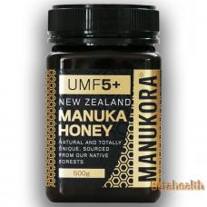 Manukora UMF5+ 麦卢卡蜂蜜 500g